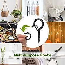 Plant Hanger Hooks