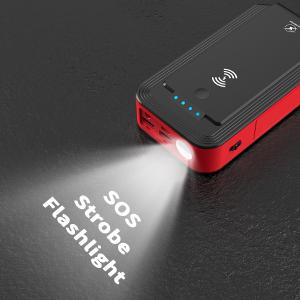 3 modes urgence flashlight