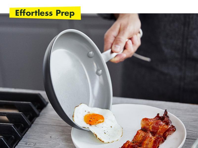 GreenPan, Chatham, Healthy Ceramic Non stick, Cookware set, fry pan, hard anodized, pfoa free