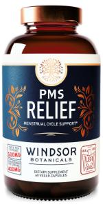 PMS Relief - Windsor Botanicals High Potency Supplements