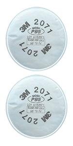 3M P95 Respirator Particulates Filter 2071