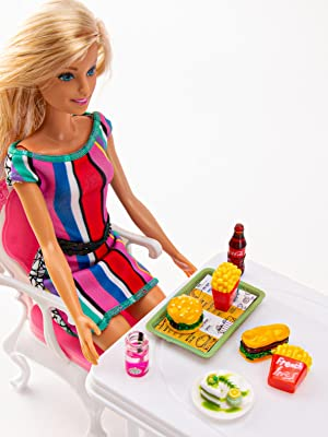 fast food playset for doss