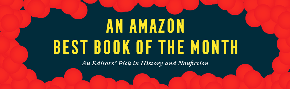 THE PREMONITION is an Amazon best book of the month in History and Nonfiction