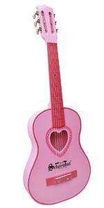 kids pink guitar piano toddler acoustic