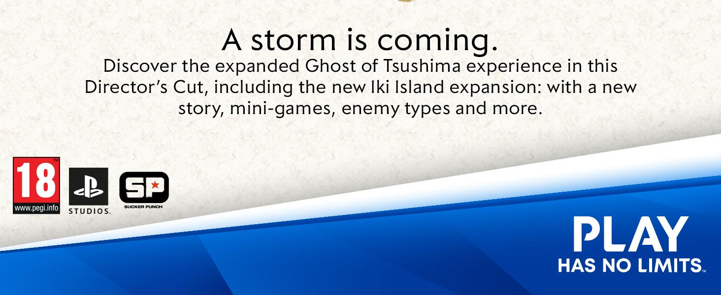 ps5 playstation ps4 ghost of tsushima