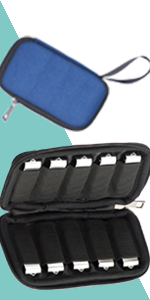 flash drive case usb holder usb stick pouch usb drive collector