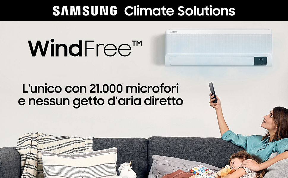 Windfree airconditioning Solution
