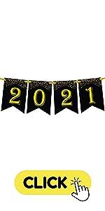 2021 Graduation Banner