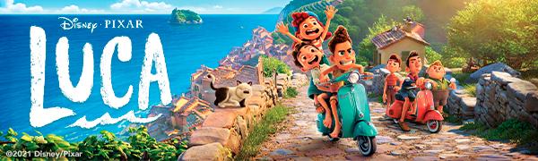 Luca, film Pixar