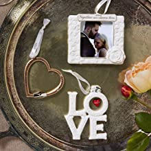 meaningful moments wedding ornament anniversary ornament engagement ornament