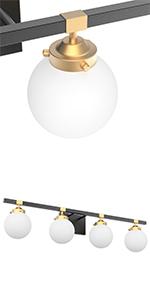 Modern Bathroo1m1 Vanity Light
