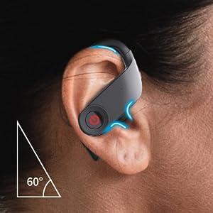 mono und stereo modus in ear kopfhörer mit bügel
