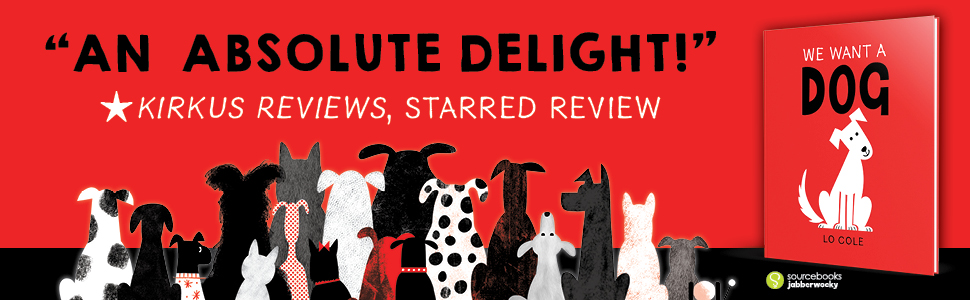 """""""An absolute delight!"""" -Kirkus Reviews, Starred Review (image of book)"""