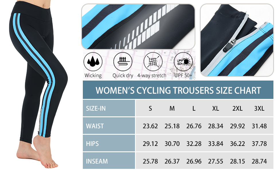 cycling tights women