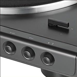 Easy playback controls
