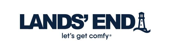 Lands' End let's get comfy