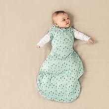 sleepbag sleepwear baby snuggle swaddle