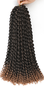water wave crochet hair 30 color
