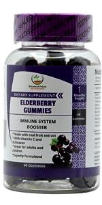 Botanical Prime Elderberry Gummies