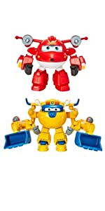 SW Articulated Jett + Donnie 2-Pack