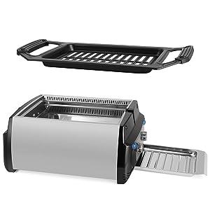 grill heat indoor cooking kitchen apliance
