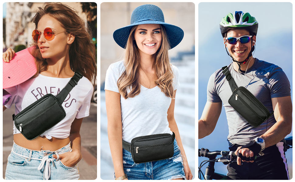 fanny packs for women fashionable fashion waist bags pack belt bag for womens