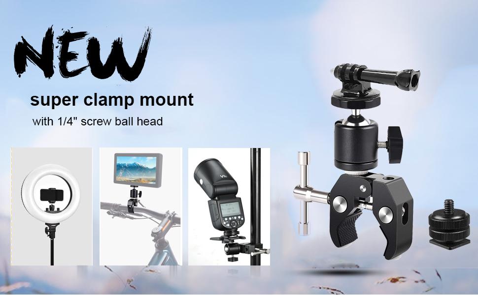 super clamp mount