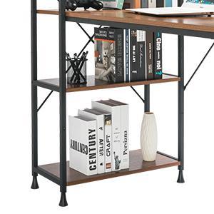 under-desk storage shelves