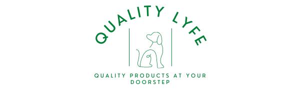 Quality Lyfe Interactive Dog Chew Toy Dog Toothbrush