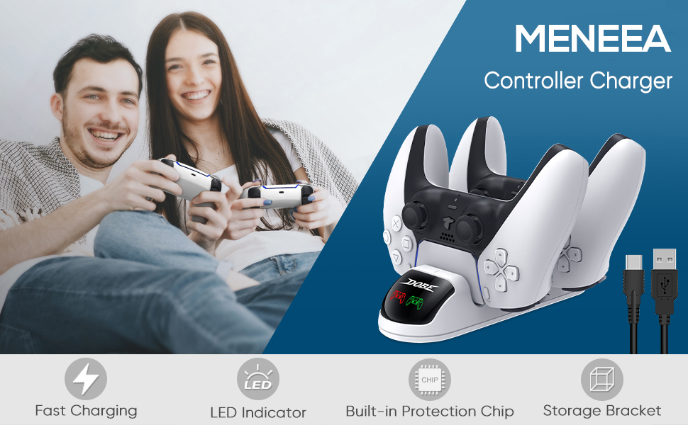Controller charger