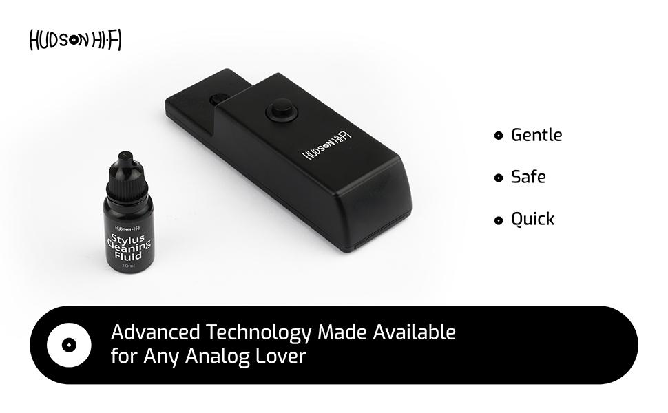Advanced Technology Made Available for Any Analog Lover