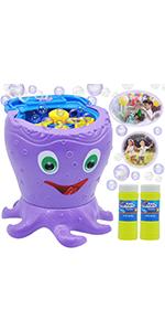 Octopus Bubble Maker