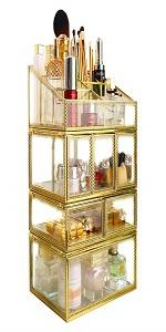 4stackable set with vanity tray