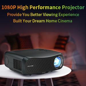 high performance projector 3D projector laser 4K projector home cinema projector WiFi projector