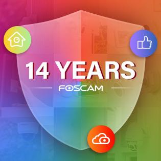 14-YEAR FOSCAM CLOUD ICON
