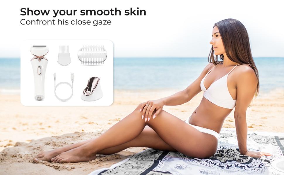 electric razor for women rechargeable bikini razors for women shaver women womens