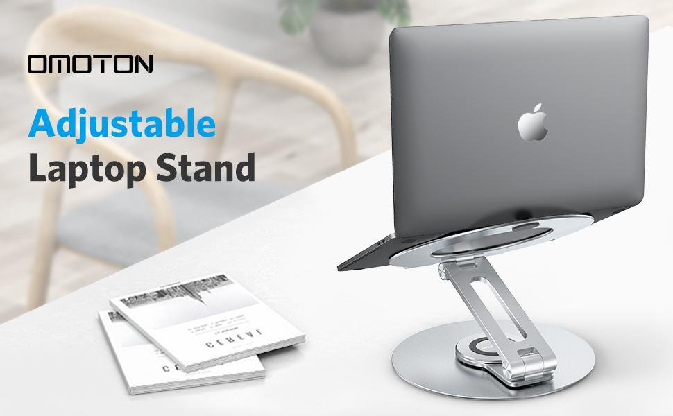 Adjuatbel laptop stand