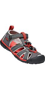 kid's closed toe seacamp 2 cnx water shoe