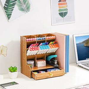 Desktop Organizer Storage