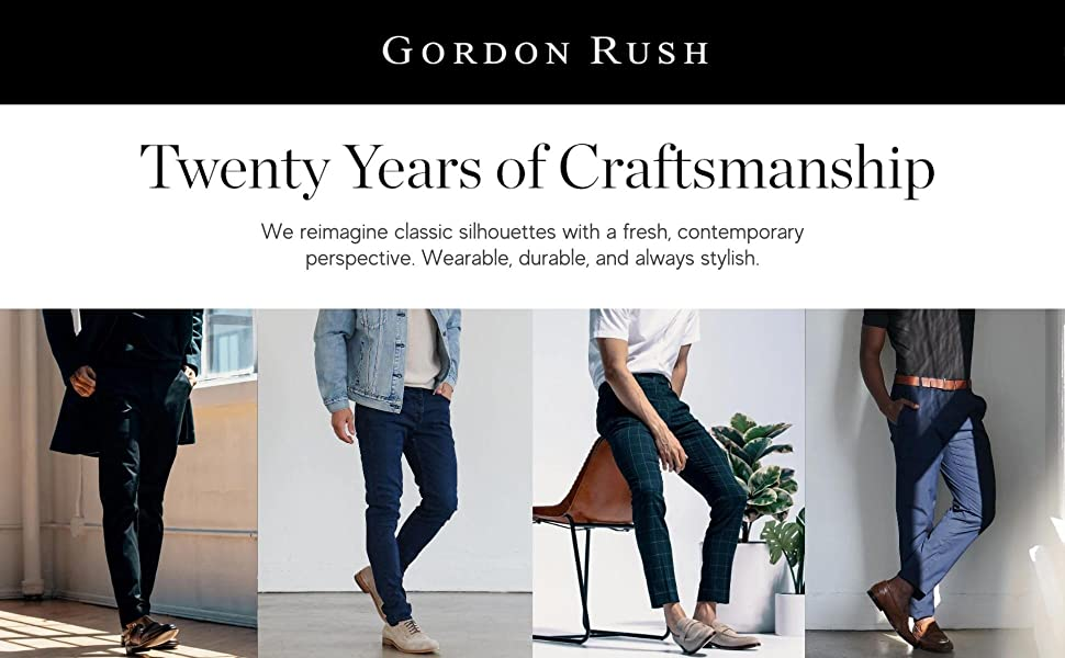 Elevated lifestyle - Gordon Rush: Twenty years of craftsmanship