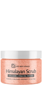 Himalayan Body Scrub Infused with Collagen and Stem Cell