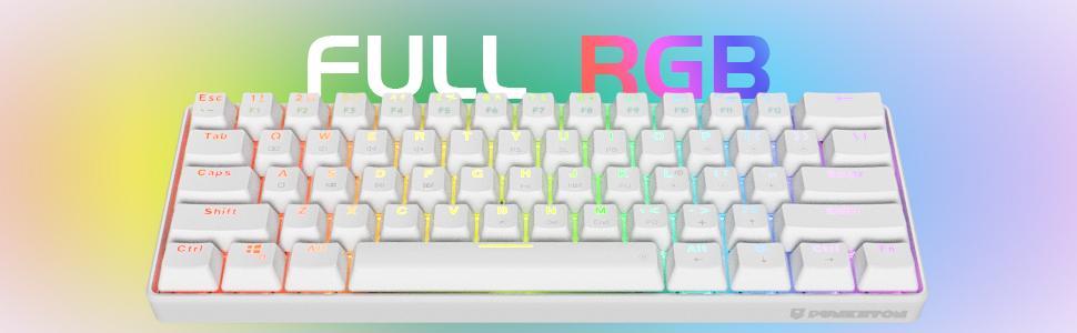 Full RGB Mechanical Keyboard