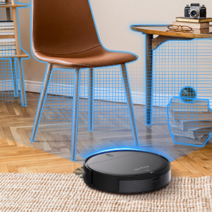 robot vacuum with mop