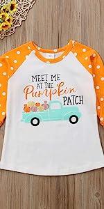 Baby Pumpkin T-shirt