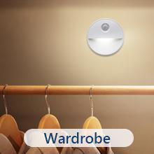 Wardrobe light