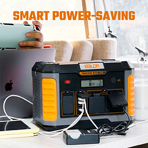 portable generator battery