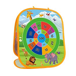 Cornhole Game Kid Toddler Bean Bag Toss Game