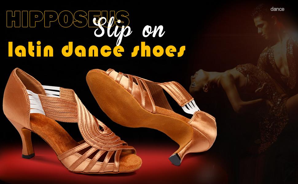 slip on dance shoes for women