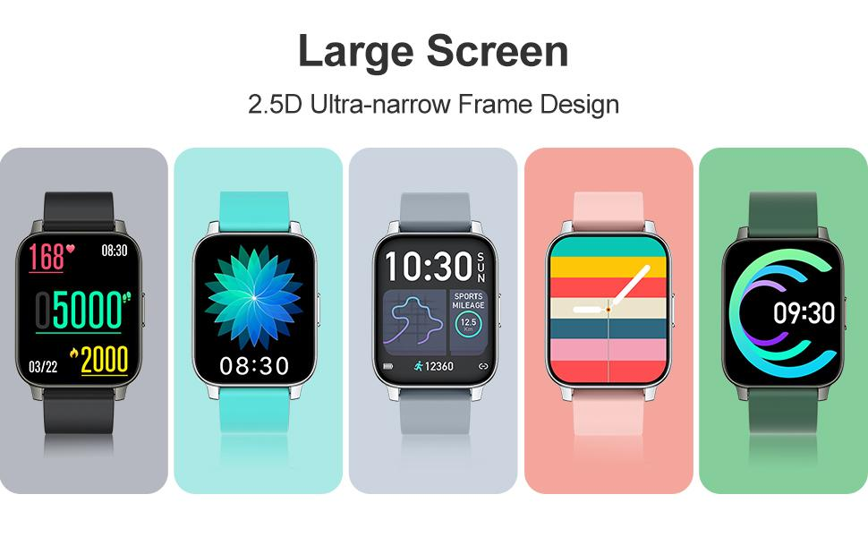 Smart Watch for Android Phones and iOS Phones
