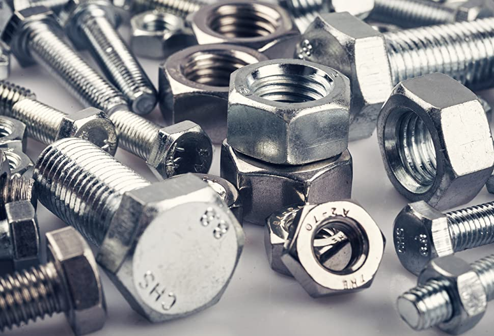 Milliontronic Nut and bolts assortment